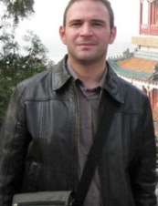 Christophe 40 y.o. from France
