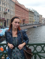 Klavdiya 32 y.o. from Russia