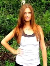 Christina 24 y.o. from Russia
