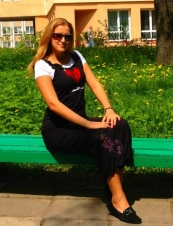 Olya from Russia 27 y.o.